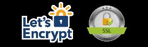 Certificado de segurança por Let`s Encrypt.